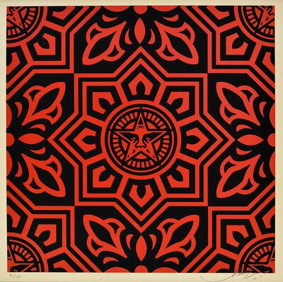 Shepard Fairey, 'Venice Pattern (Set of three)', 2009