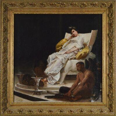Frank Duveneck, 'Allegory to Diana'