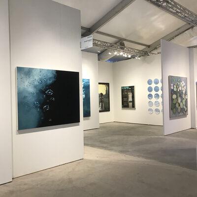 Gallery Henoch at Art Miami 2019, installation view