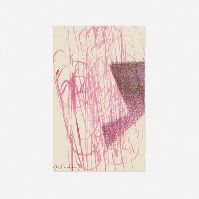 Yasuo Sumi, 'Untitled', c. 1980