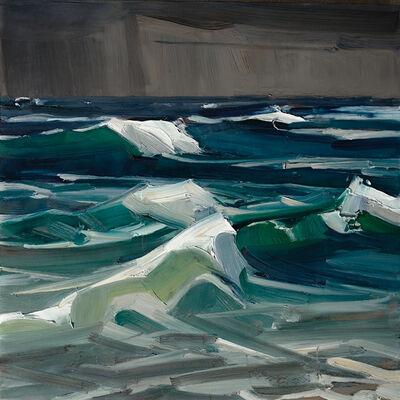 Christopher Benson, 'Stormy Sea', 2020