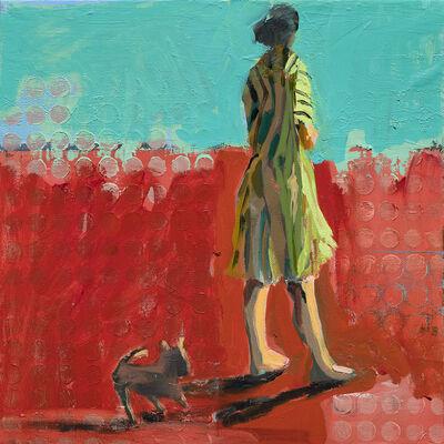 Linda Christensen, 'Buoyant', 2020