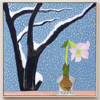 March Avery, 'Winter Window', 2015