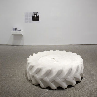 Asier Mendizabal, 'Untitled (Targu Jiu)', 2010