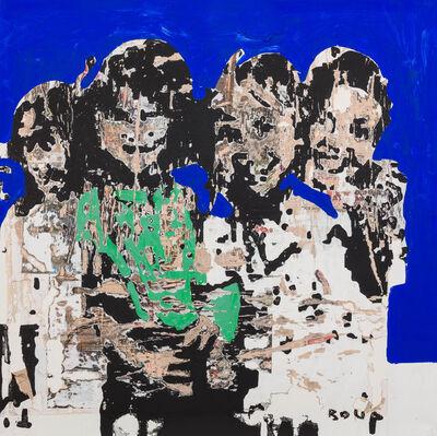 Armand Boua, 'Eh vié père clache nous 2', 2017