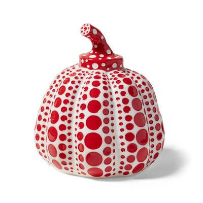 Yayoi Kusama, 'Pumpkin (red & white)', 2015