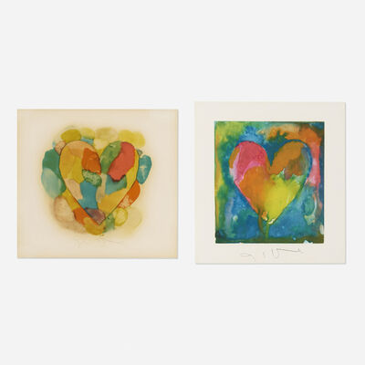 Jim Dine, 'Imogen and Imogen III (two works)', 1969/1972
