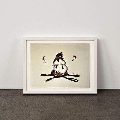 Claes Oldenburg, 'Profiterole', 1990