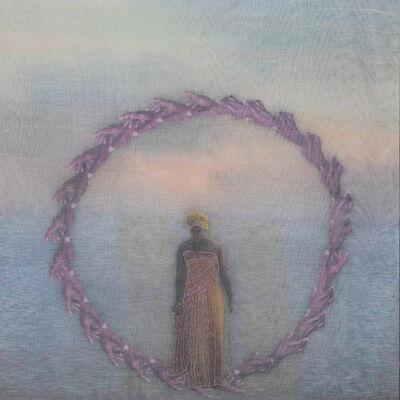 Joana Choumali, 'Boundary', 2018