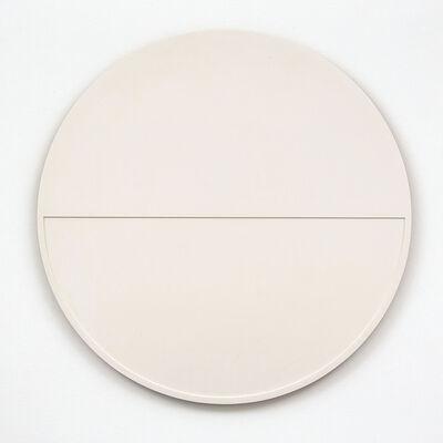 Ad Dekkers, 'Reliëf met halve cirkel', 1967