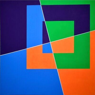 Waldo Balart, 'b.l. 1.3.4.6., 75°', 2007