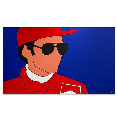 Alan Walsh, 'Niki Lauda', 2021
