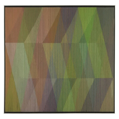 Carlos Cruz-Diez, 'Physicrhromie 247', 1966