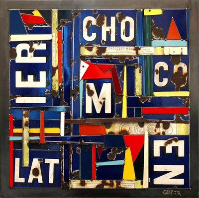 Fernando Costa (AKA COSTA), 'Chocolat Meunier', 2019