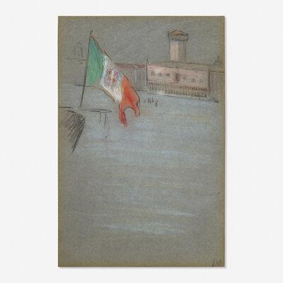 Arthur Beecher Carles, 'Venetian Scene (#18 from sketchbook)'