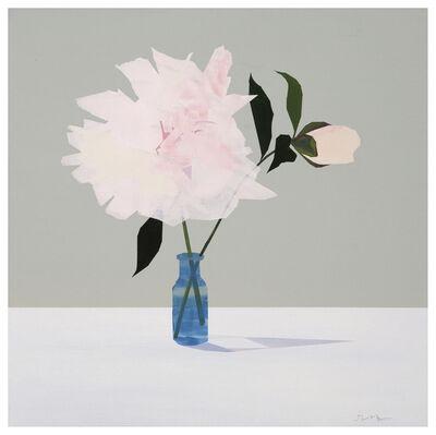 Greta Van Campen, 'Pale Pink Peonies ', 2020