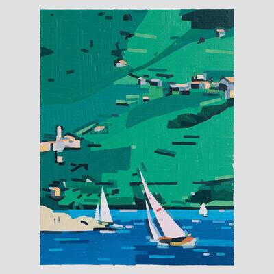 Guy Yanai, 'Lake in Europe', 2020