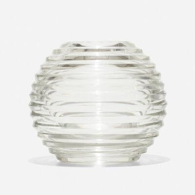 Walter Dorwin Teague, 'Vase', c. 1930