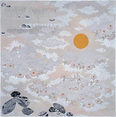 Crystal Liu, 'the fog, ''into the night, II''', 2019