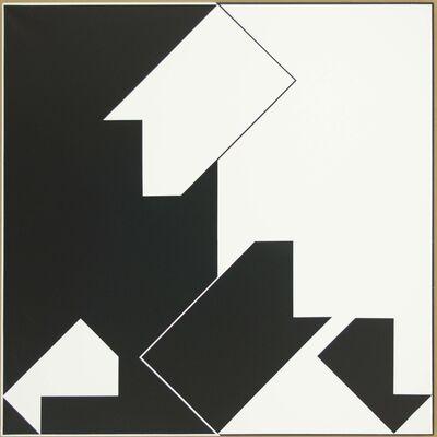 Heijo Hangen, 'bildnr. 9543', 1995