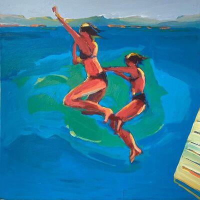 Daniela Schweitzer, 'Summer Fun', 2020