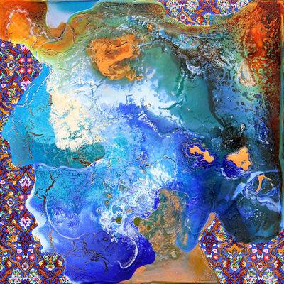 Hedieh Javanshir Ilchi, 'Across Solemn Distances 20', 2019