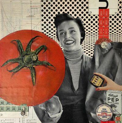 Deb Goldstein, 'Controlling the Tomato', 2019