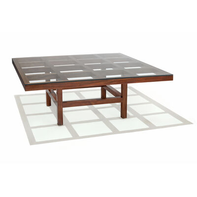 Sol LeWitt, 'Coffee table', 1981