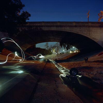 Lia Halloran, 'Bike Path', 2014