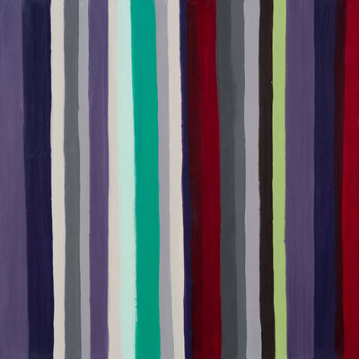 Kathy Cantwell, 'The Hidden Life of Stripes 18', 2017