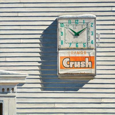 David Vickery, 'Orange Crush', 2018