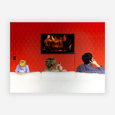 Margeaux Walter, 'By the Fire from TMI (2011)', 2011