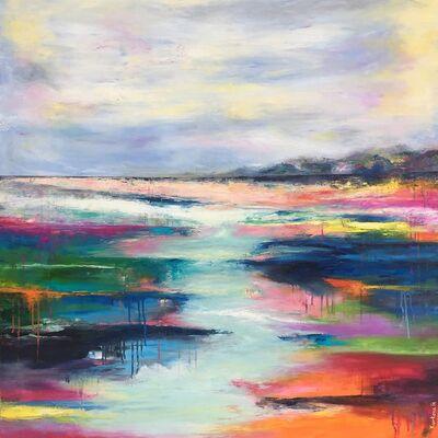 "Irena Kurkova, '""Valley of Dreams""', 2018"