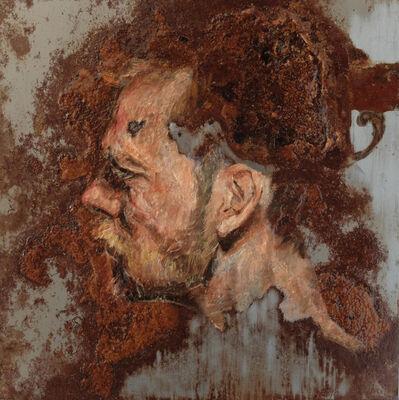 Sabatino Cersosimo, 'Experiment auf Stahl XX ', 2013