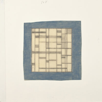Burgoyne Diller, 'Third Theme', circa 1945