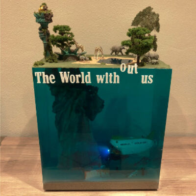 Fellippe Chiari, 'The world with(out) us', 2019