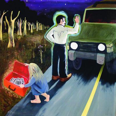 Santiago Lara, 'El regreso de Malverde', 2016