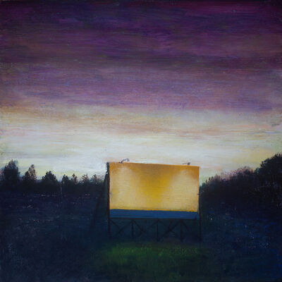 Trevor Young, 'Passing Glow', 2020