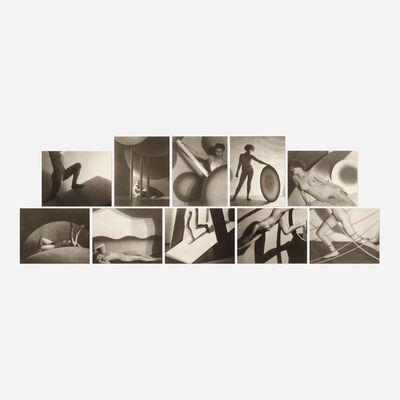 Frantisek Drtikol, '10 Modernist Nudes portfolio', 1923-29
