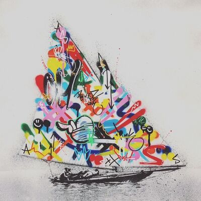 Martin Whatson, 'Sailboat', 2017