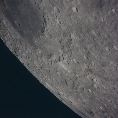 NASA, 'Earth Moon II (AS13_60_8653)'