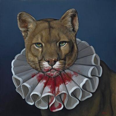Brad Overton, 'Cat's Cradle', 2017