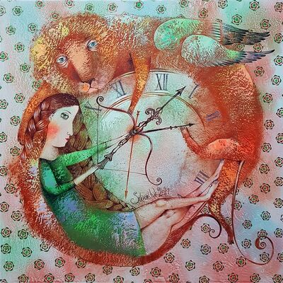 Anna Silivonchik, 'Time Flies', 2021