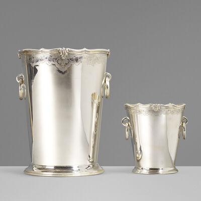 Ferreira Marques Joalheiros, 'Ice buckets, set of two', c. 1960