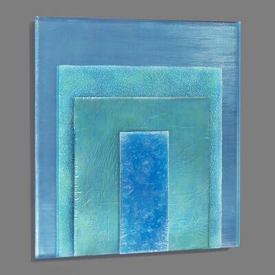 Allison Paschke, 'Blue Door II', 2018