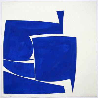Joanne Freeman, 'Covers 24 Blue A Summer', 2016
