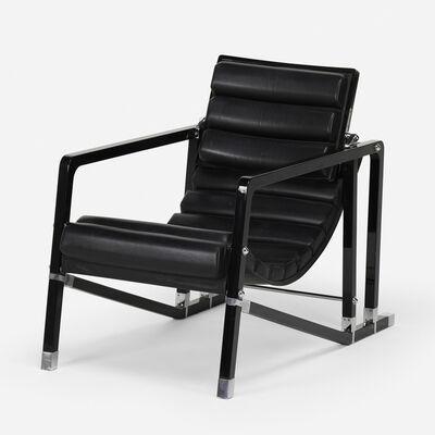 Eileen Gray, 'Transat chair'