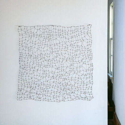 Nancy Koenigsberg, 'Web and Detail', 2020