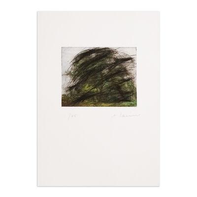 Arnulf Rainer, 'Wald und Wiesen I,', 2004