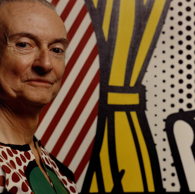 Michel Comte, 'Roy Lichtenstein', 1993